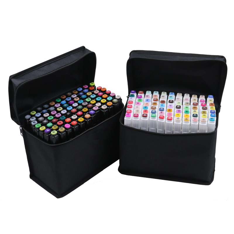 Clearance SaleTouchfive Pen Mark-Pen Art-Supplies 168 Colors Designers Painting-Art Cartoon