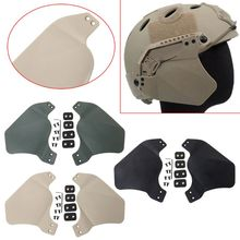 Helmet-Guard Protection-Accessory Hunting-Protective Airsoft Tactical Ears-Head Military