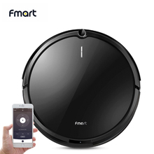 цены Fmart YZ-Q1 3 in 1 Robot Vacuum Cleaner Home Cleaning Appliances 128ML WaterTank Wet 300ML Dustbin Sweeper Aspirator Cleaning
