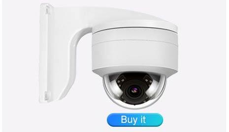 Hde7fa6f1bbc047488b819684a55da651l 5MP POE IP Camera with Microphone, Audio, IP Security Dome Camera outdoor IP66 Indoor Outdoor ONVIF Compatible Hikvision