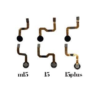 Image 5 - Touch ID Fingerprint Sensor Home Menu Button Flex Cable For Meizu 15 M15 15 Plus Replacement For Meizu 15 Lite  Fingerprint