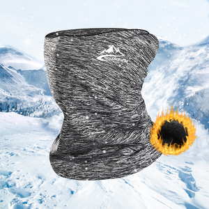 New Winter Cycling Bandana Scarves Windproof Antifreeze Warm Face Mask Ear Protection Breathable Men's Scarf Dustproof Headband