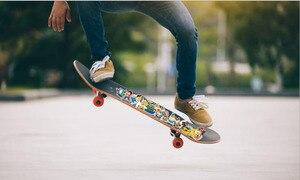 100 шт., водонепроницаемые наклейки для скейтборда, чемодана, телефона, ноутбука