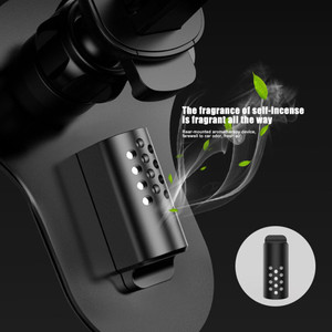 Image 5 - 10W Qi Wireless Car Charger Holder for iPhone XS X 8 Fast Charging For Xiaomi Samsung Galaxy S9 S10 Car Phone Holder Charger