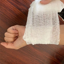 Training Curve Gauze Compression Gauze Bandage Roll Winding Tape First Aid Tools