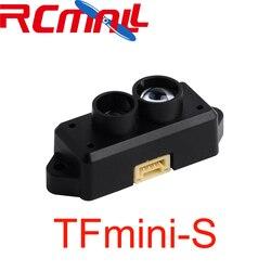 Новое обновление TFmini-S Lidar модуль датчика дальномер 0,1-12 м TOF одноточечный микро-диапазон для Arduino Pixhawk Drone UART & IIC