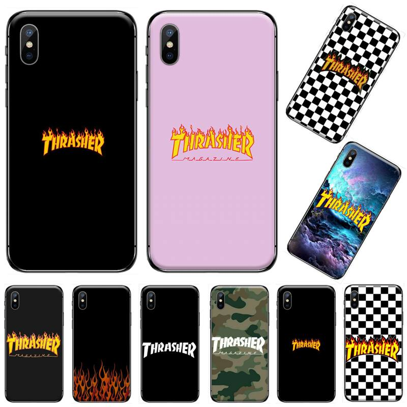 USA logo lattice brand marble Phone Case Cover For iphone 5 5s 5c se 6 6s 7 8 plus x xs xr 11 pro max coque shell image
