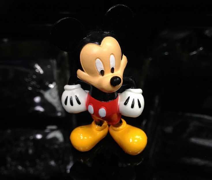 حار 6 قطعة/المجموعة 10 سنتيمتر ميكي ميني ماوس دونالد داك بلوتو جوفي PVC عمل نموذج لجسم لعب الطفل لعبة هدية الكريسماس