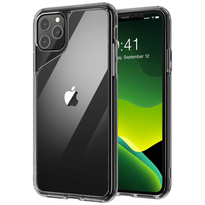 For iPhone 11 Pro Case 5.8 inch (2019 Release) i-Blason Halo Series Scratch Resistant Clear Back Cover