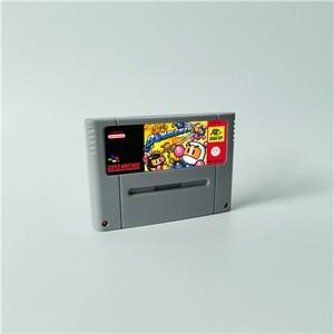 Image 2 - スーパーボンバーマン1 2 3 4 5アクションゲームカードユーロバージョン