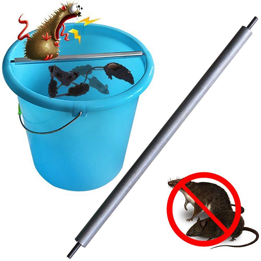 Paslanmaz çelik sıçan fare tuzak Killer Catcher iplik rulo kullanımlık aracı