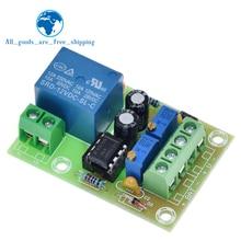Завеса высокое качество XH-M601 контроль зарядки аккумулятора доска 12V интеллигентая (ый) Зарядное устройство Мощность управления Панель авто...