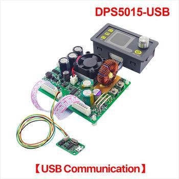 DPS5015-USB Communication Constant Voltage Current DC Step-down Power Supply Module Buck Voltage Converter LCD Voltmeter