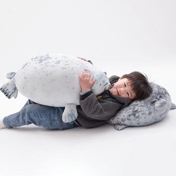 Cute Seal Pillow 2