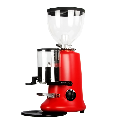 Electric Coffee Bean Grinder black white Wit Timing Function Home Coffee Grinder 220v 350w in Electric Coffee Grinders from Home Appliances