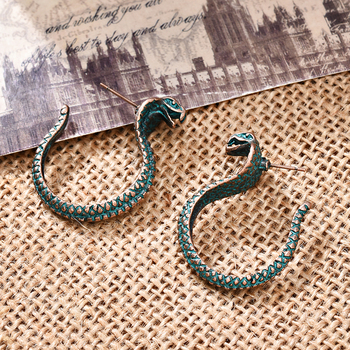 Vintage Earrings Fashion Snake Pattern Hanging 2020 Earrings for Women Boho Stud Earrings Jewelry Gift.jpg 350x350 - Vintage Earrings Fashion Snake Pattern Hanging 2020 Earrings for Women Boho Stud Earrings Jewelry Gift