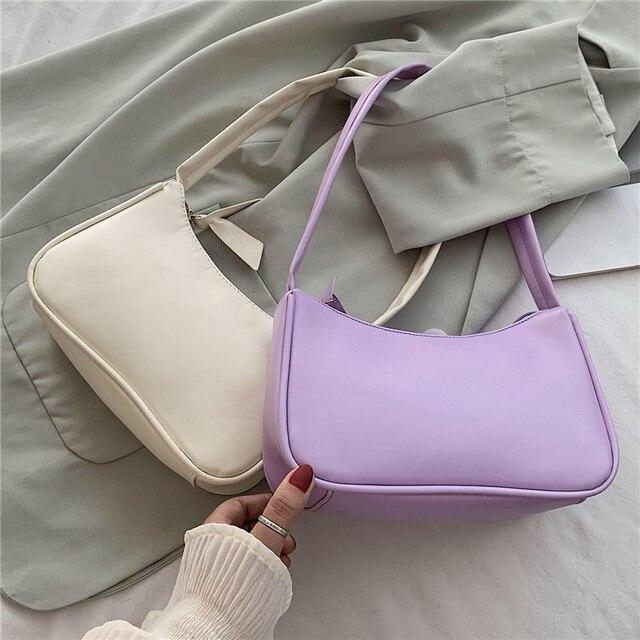 2021 nova alça bolsa feminina retro bolsa de couro do plutônio ombro totes axilas vintage superior lidar com saco feminino pequenos sacos sucancillary 1