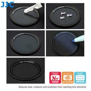 Image 3 - JJC L39 Ultra Slim Multi Coated UV Filter For Ricoh GR III GR II GR3 GR2 GRIII GRII Cameras Optical Glass Camera Lens Filters