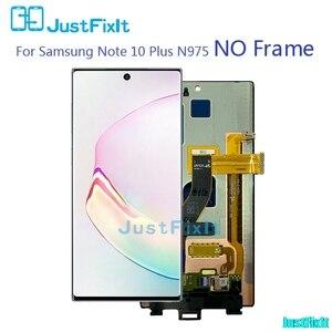 Image 3 - Original pour Samsung Galaxy Note 10 plus Lcd avec cadre affichage écran tactile numériseur assemblée Note10plus/Note 10 +/Note 10 pro