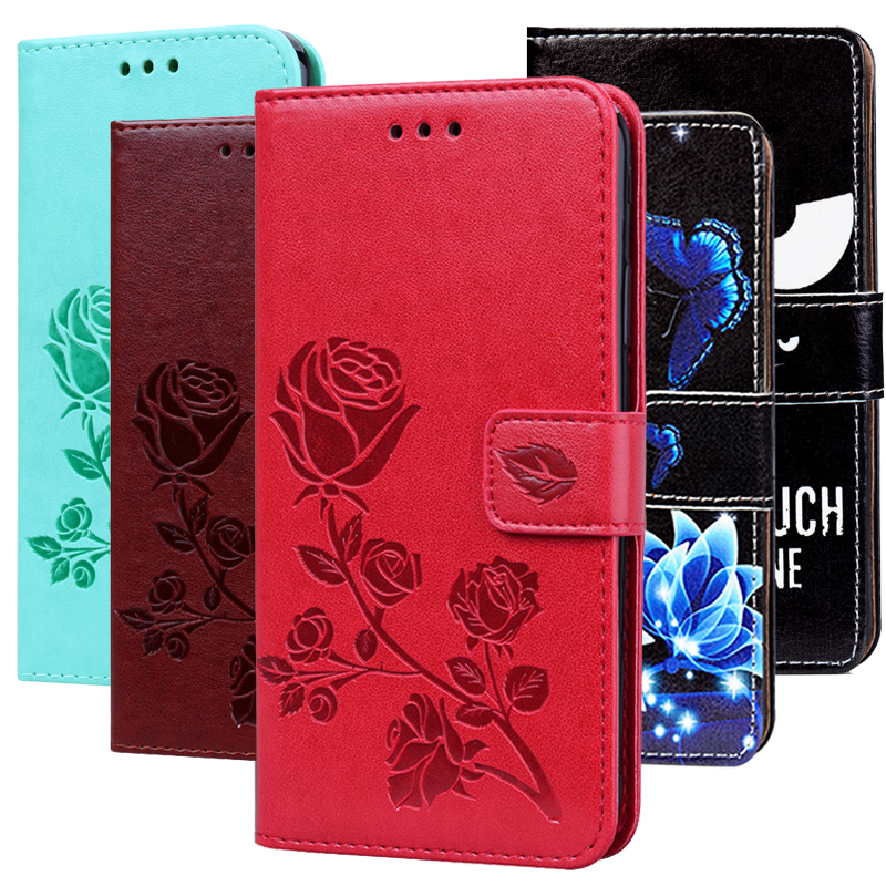 Flip <font><b>Wallet</b></font> <font><b>Case</b></font> For Huawei P20 Lite P30 Pro P10 P9 P8 Mini Lite Cover Fundas On <font><b>Honor</b></font> 10 Lite 4A <font><b>4C</b></font> 4X 6A 7A 7C 8A 8S 8X <font><b>Cases</b></font> image