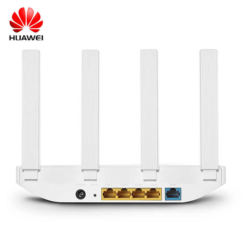 HUAWEI נתב WS5102 2.4G & 5G 1167Mbps WIFI Extender אלחוטי נתבים WiFi משחזר Extender Wi-Fi מגבר 11ac 2*2 & 11n 2*2