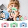 Детская цифровая камера 2,0 LCD мини камера HD 1080P Детская Спортивная камера