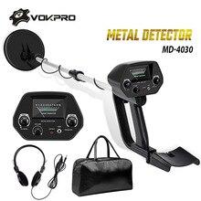 MD 4030 Metal Detector Underground Gold Detector Metal Length Adjustable Treasure Hunter Seeker Portable Hunter Detector