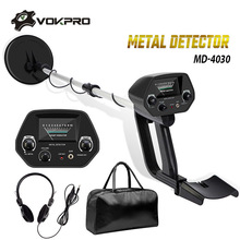 MD-4030 Metal Detector Underground Gold Detector Metal Length Adjustable Treasure Hunter Seeker Portable Hunter Detector