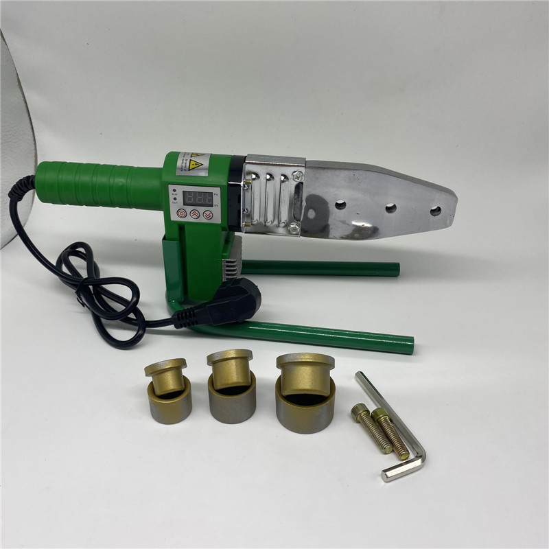 Tools : free shipping digital temperature display controled PPR  welding machine plastic welder 20-32mm for weld plastic pipes