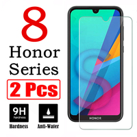 screen film 2Pcs Tempered Glass For Huawei honor 8a 8c 8s 8x Glass Screen Protector On For Huawei y5 2019 honor 8 lite 8 pro Protective Film (1)