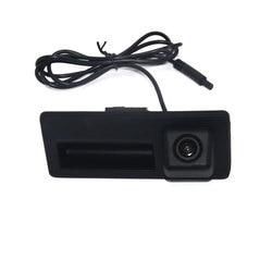 BYNCG gwiazda noktowizor bagażnika samochodu z tylną kamerą dla Audi A4 A3 A5 Q5 dla VW Passat Tiguan golf Touran Jetta Touareg