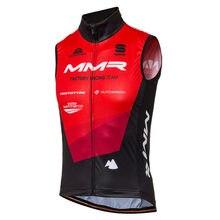 MMR Men Windproof and rainproof upgraded fabric bib shorts Riding Pants Pad Ropa Ciclismo MTB Cycles Lightweight Sleeveless Vest