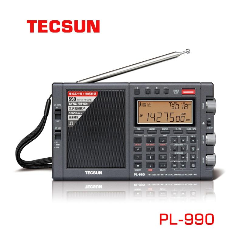Receptor Multibanda Tecsun PL-990