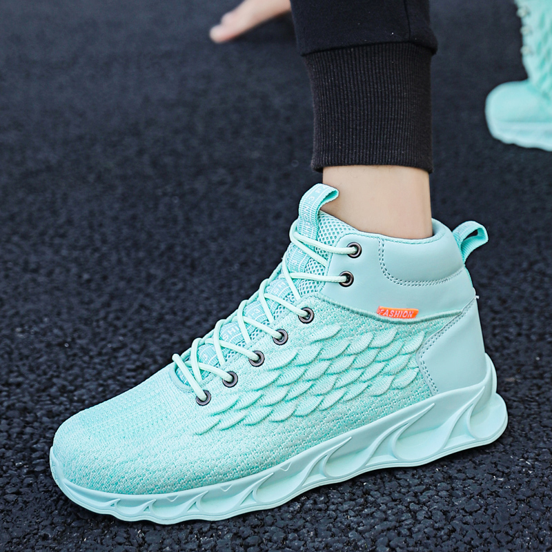 Image 2 - Autumn and winter shoes men outdoor sports shoes basketball shoes truck shoes mens shoes brand shoes China mens casual shoesMens Casual Shoes   -