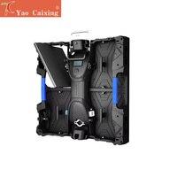 xxx SMD P2.9 indoor 500x500mm led matrix aluminum rental video wall
