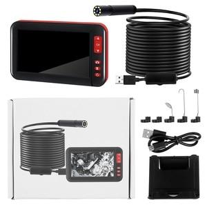 Image 5 - Automotive Endoscoop Industriële Endoscoop Waterdichte Sonde Automotive Revisie Pijplijn Voertuig Interne Detector Snake Camera