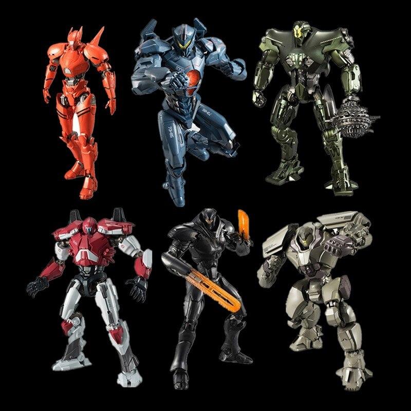 Pacific Rim Gipsy Avenger Bracer Phoenix Titan Redeemer Saber Athena Guardian Bravo Obsidian Fury PVC Action Figure Dolls Toy