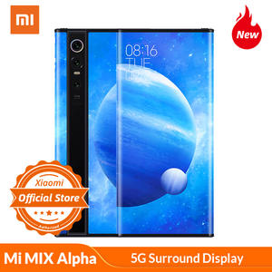 Xiaomi MIX Alpha 5G Surround-Display 512GB 12gbb LTE/WCDMA/GSM Quick Charge 4.0/supervooc