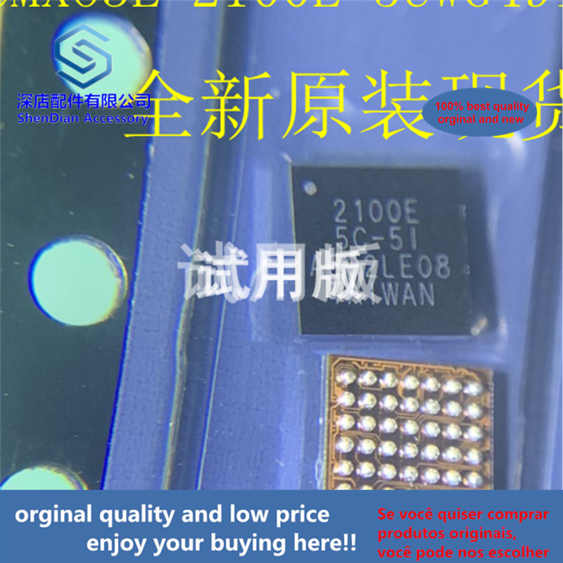 1pcs 100% Orginal And New LCMXO3L-2100E-5UWG49ITR BGA49 2100E-5C-5I LCMX03L Best Qualtiy