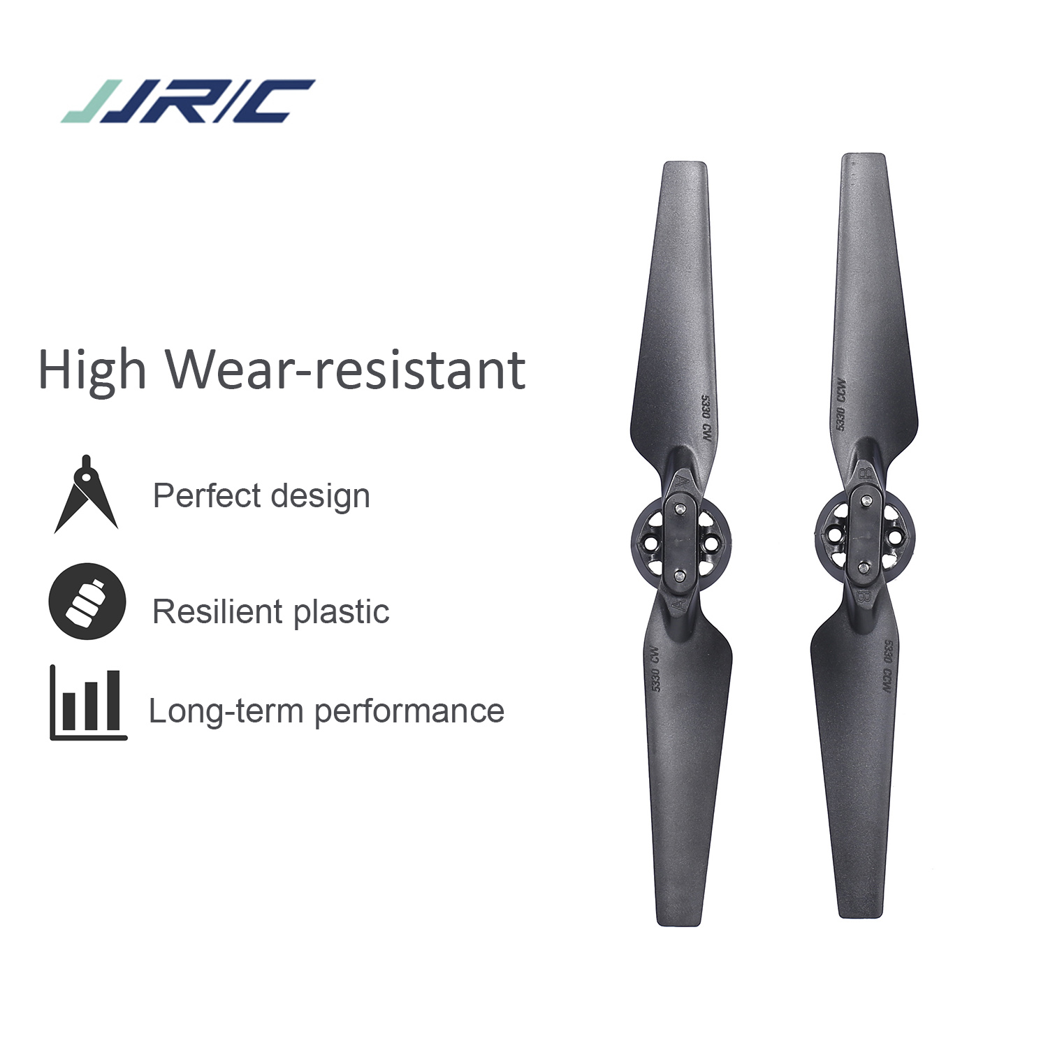 JJRC X12 RC Drone Quadcopter Helicopter Aircraft Propeller 4pcs S9S3