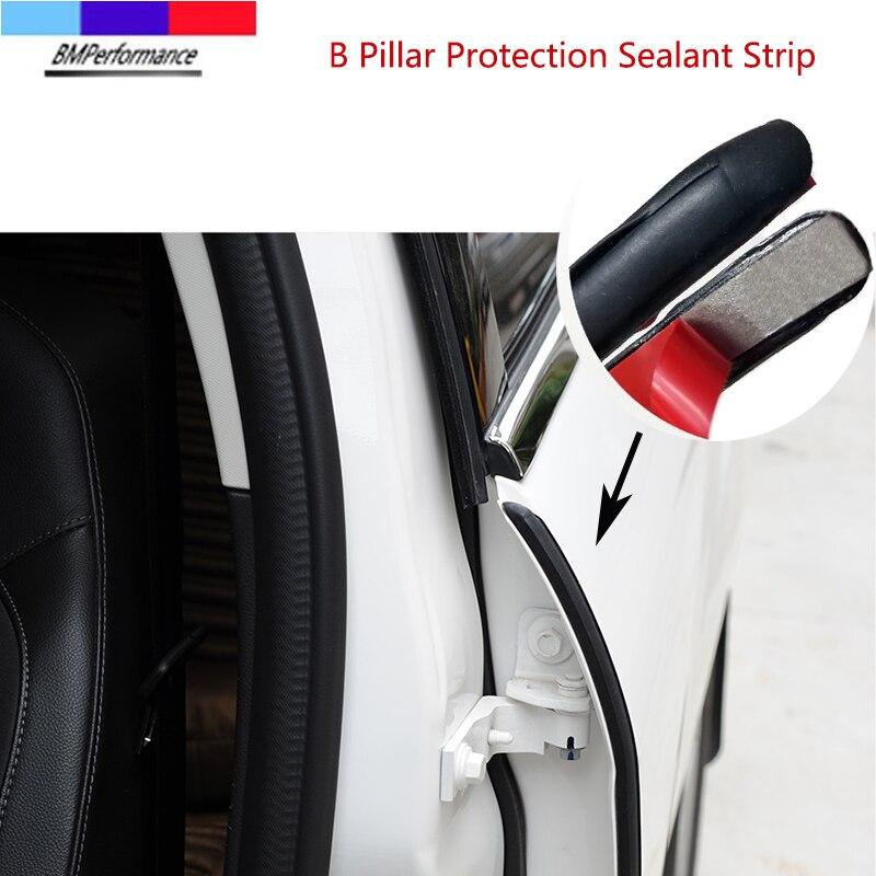 Уплотнительная лента для автомобильной двери B, уплотнительная прокладка для Bmw X5 E70 X6 E71 E72 G20 G30 G31 G38 G15 G32 G11 G12 G01 G02 G05 G06, 2 шт.