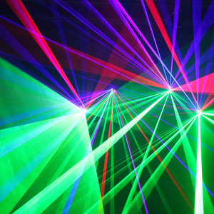 Image 5 - ALIEN DMX 512 RGB Beam Scanner DJ Disco Moving Head Laser Projector Party Holiday Christmas Wedding Dance Stage Lighting Effect