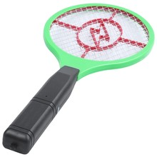 Mosquito Killer Electric Tennis Bat Racket Insect Fly Bug Zapper Wasp Swatter(China)