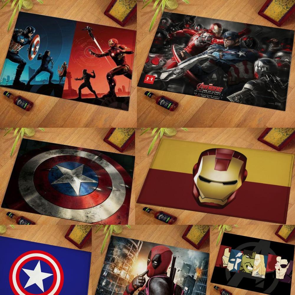 font-b-marvel-b-font-toys-the-avengers-iron-man-spiderman-hulk-deadpool-plush-carpet-captain-america-batman-rug-cotton-christmas-gift-kids