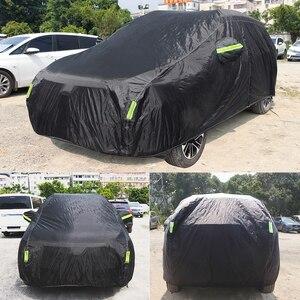 Image 4 - Cawanerl Xe Ô Tô SUV Tự Động Sedan Hatchback UV Chống Nắng Mưa Tuyết Năng Bảo Vệ Chống Nắp Che Chống Nước Mọi Thời Tiết Phù Hợp!