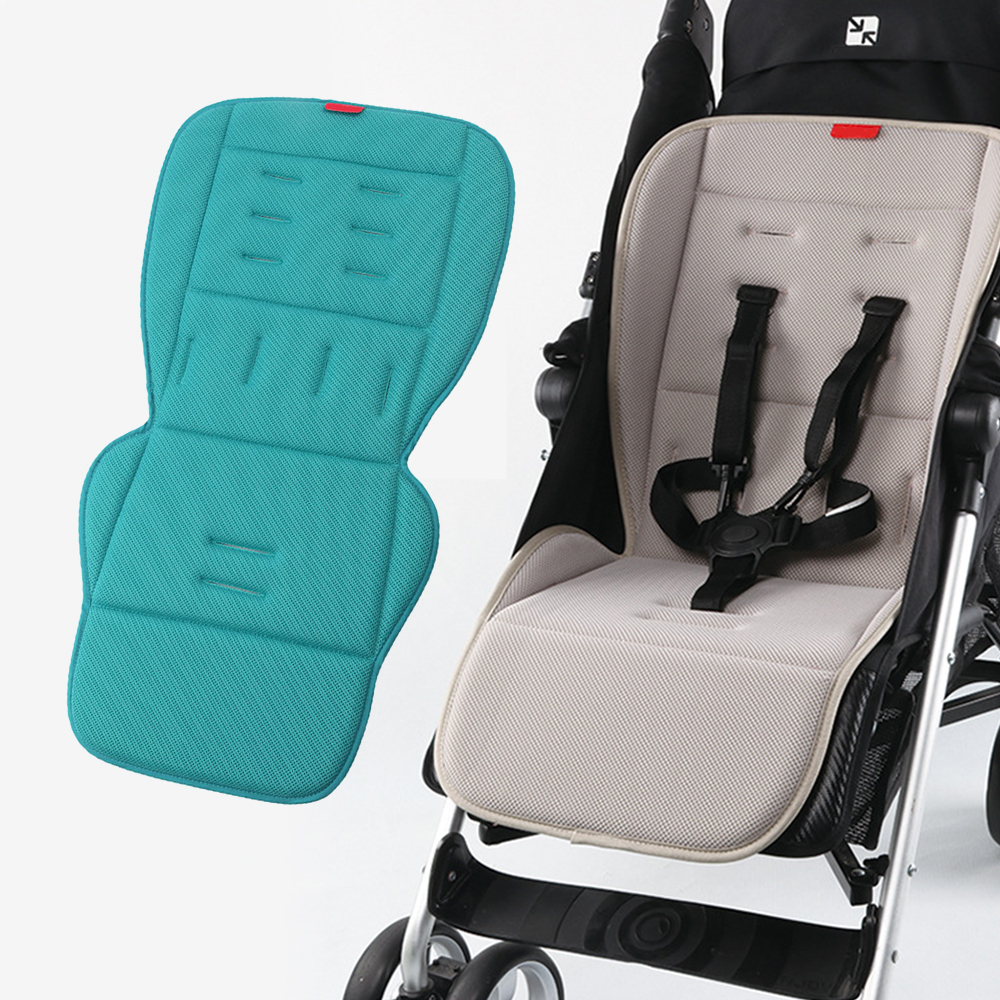 Breathable Stroller Accessories Universal Mattress In A Stroller Baby Pram Four Seasons Liner Seat Cushion Soft Pad Accessories