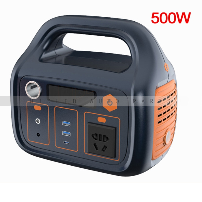 1Pc Free Shipping Outdoor Power Battery, Electric Motorcycle Battery, Portable Power Station 500Wh Lithium Battery