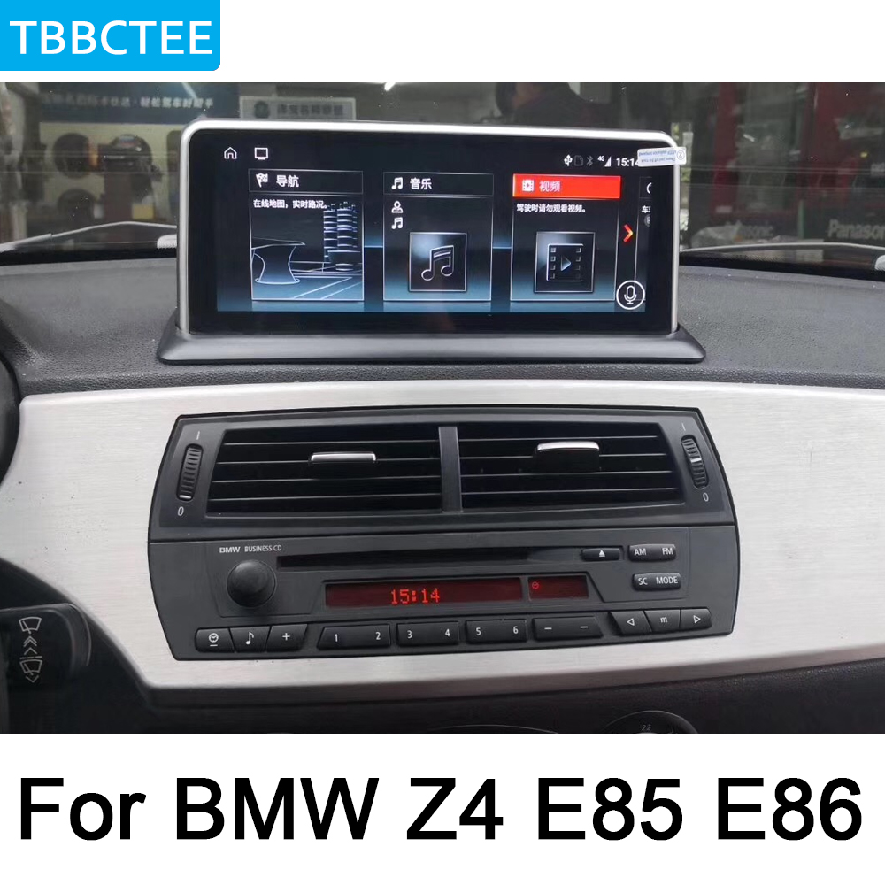 For BMW Z4 E85 E86 2002~2008 Android Car DVD Navi Player Map Auto Radio Audio Stereo HD Touch Screen All in one WIFI Head Unit