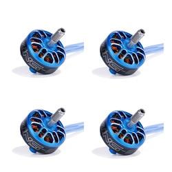Бесщеточный двигатель iFlight XING ECO 2306 1700KV 2450KV 2750KV 2-6S для моделей RC, Мультикоптер, FPV Racing Parts Accs 1/2/4 шт.