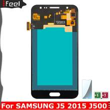 2ed Gen OLED For Samsung Galaxy J5 2015 J500 J500F J500FN J500M J500H LCD Display Touch Screen Digitizer Assembly